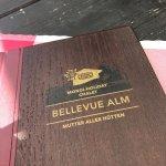 Bellevue Alm Mutter aller Hütten Foto