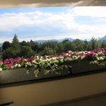 Camera S.Peter n.203: Vista delle montagne dal balcone