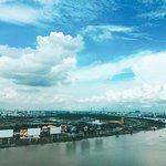 Wonderful riverview!