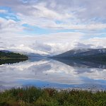 View over Loch Linnhe