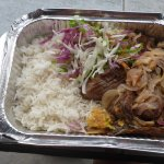Thuna & rice