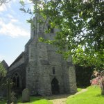Firle Church