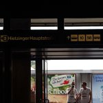 Use this exit to reach the Hotel at Hietzing Subway Station