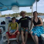 Amazing 4 hour Private Boat Tour with Blue Bubbles August 4, 2017