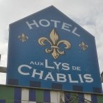 Hotel aux Lys de Chablis Photo