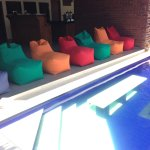 Bean bags for chilling