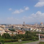 Florence from Piazzale Michelangelo.