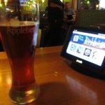 Birra e touch-screen