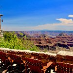 Lodge Aussicht beim North Rim