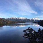 Hermoso día en Lago Espejo!