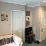 Delightful, well appointed room with balcony superb countryside setting and views