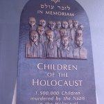 1.5 million children killed by Nazi intolerance