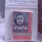 first edition of Anne Frank's Diary
