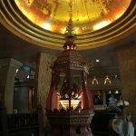 Inside Sawasdee Thai Cuisine