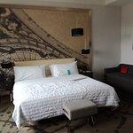 Very comfortable & spacious room