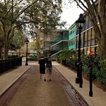 Foto di Disney's Port Orleans Resort - French Quarter
