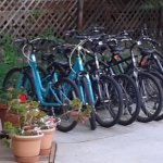 Free Bikes available