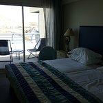 chambre twin confort vue sur mer