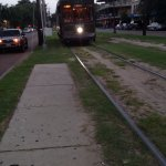 St Charles line from edge of French Quarter down St. Charles Avenue then South Carrollton Avenue
