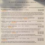 W Rick's Tap Room & Grill