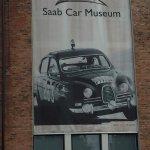Bild från Saab Car Museum