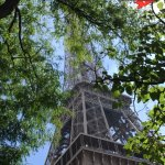 The hotel is nearby to the Eiffel Tour and main touristic places