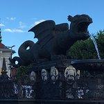 Photo of Lindwurmbrunnen