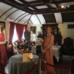 Downton Abbey scene at the Lightner Museum
