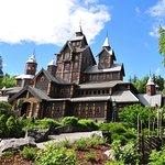 The Fairy Tale Castle - Norwegian Style...