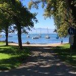 Hotel zum lieben Augustin am See Foto