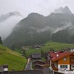 Stunning View of Dolomites