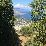 View from Monte Solaro, Anacapri