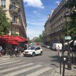 Streets on the Ile