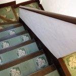 Escalera alternativa al ascensor