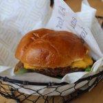 Pure burger