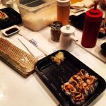 The sushi making class was so much fun and interesting to see what was involved in the process.