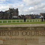 View of Rusacks across the Old Course