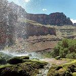 top of Ribbon Falls