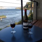 Great anniversary enjoying Oregon wine and the Columbia River!