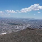 View of West El Paso, TX