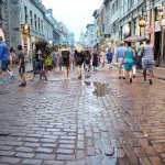 Historic Rue St- Paul, Montreal - Centuries Old!