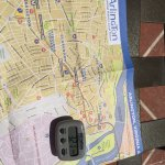 3.2 miles walking adventure and map reference