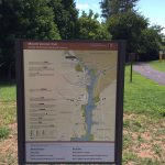 Mount Vernon trail map near Roosevelt Island