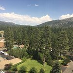 Beautiful views from Harrah's Lake Tahoe
