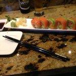 Salmon Roll!