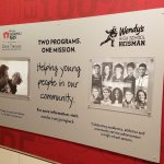 Wendy's gives back to the Community