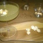 Popcorn Cocktail