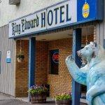 Photo de King Edward Hotel & Motel