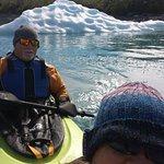 Headed to Bear Glacier