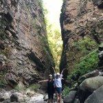Hiking in the Orrido di Botri, place of inspiration for Dante